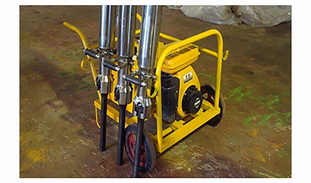汽油型分裂机