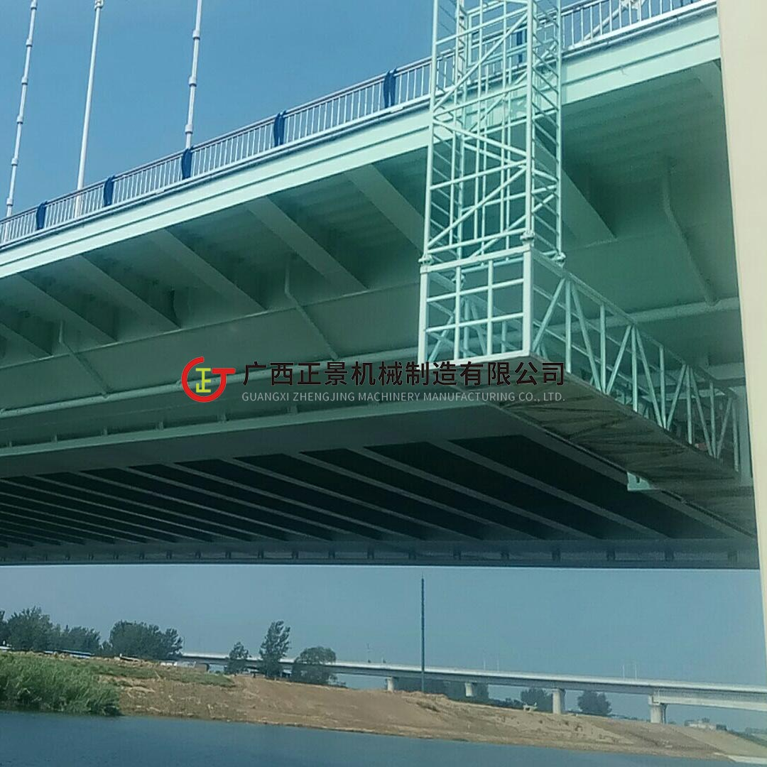 固定式桥梁检测车