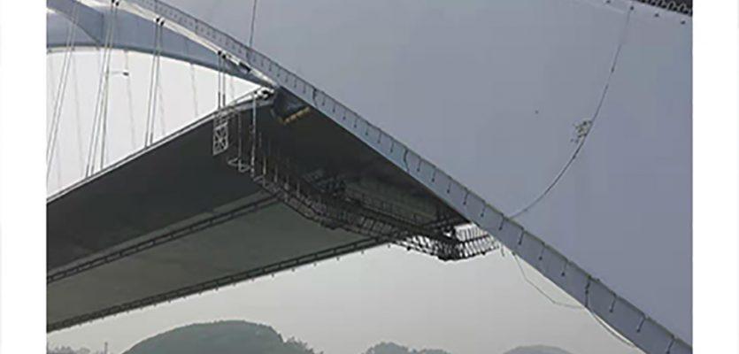 柳州桥检车