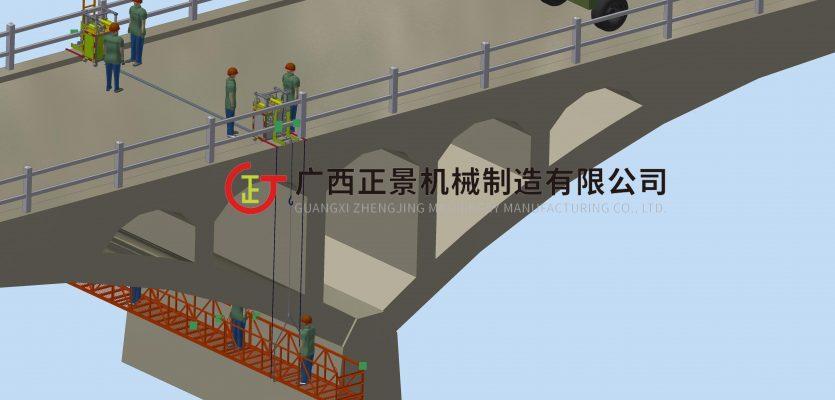 桥梁桥梁检测车