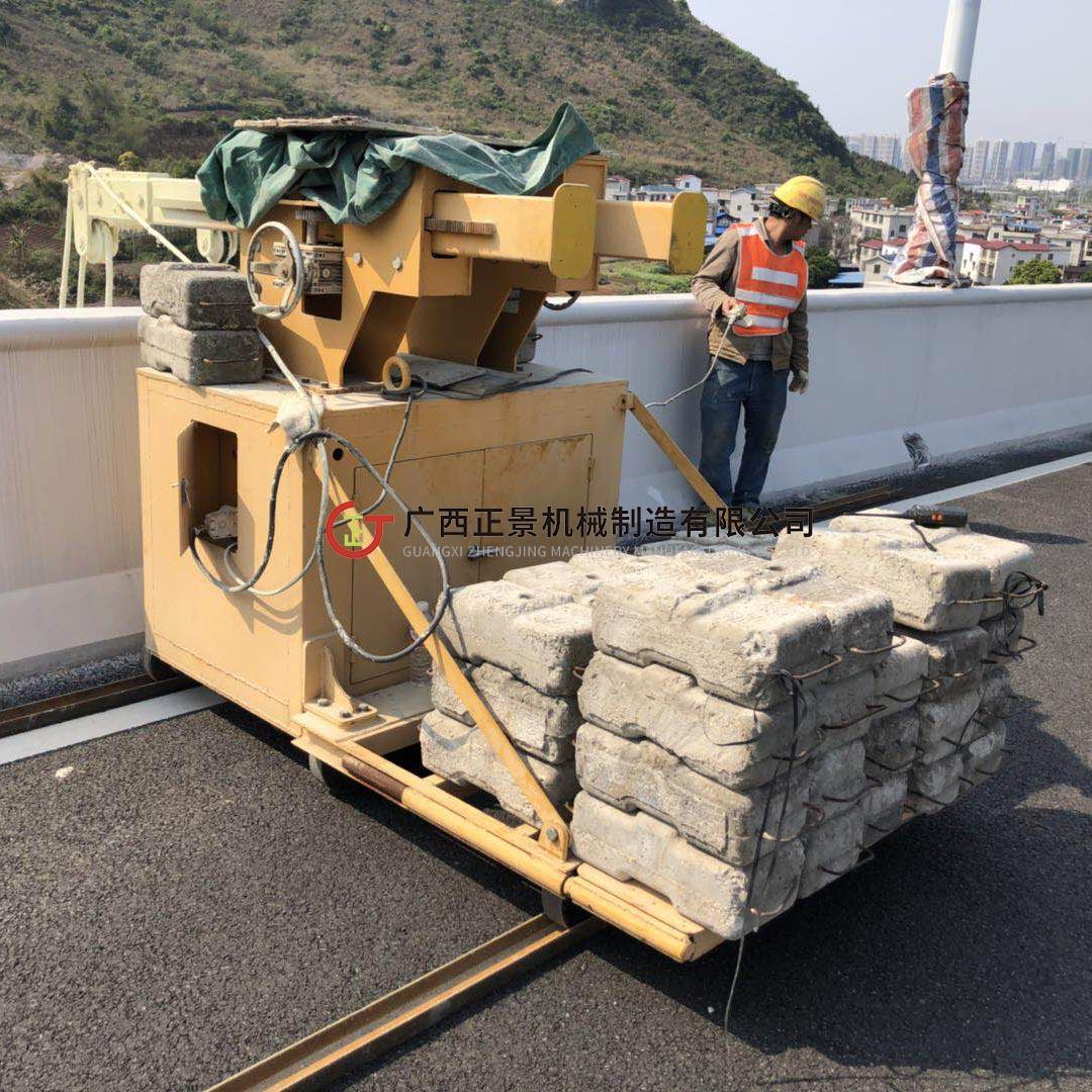 桥梁维护维修车