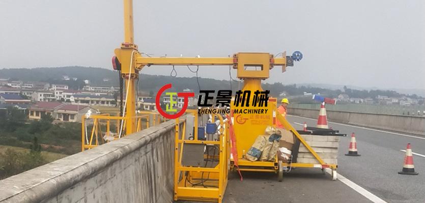 桥梁亮化施工设备