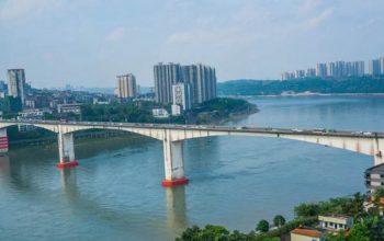 单边桥梁检测车+吊篮式桥梁检测车,泸州长江大桥维修整治施工方案