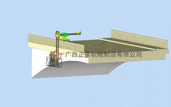 桥梁排水管安装设备——单边桥梁检测车性能分析