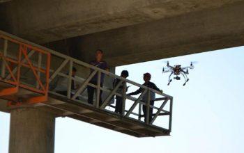 无人机替代桥梁检测车检测桥梁的可行性分析
