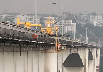 四川泸州长江大桥维修整治工程