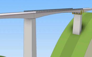 广西正景机械桥梁检测车产品系列