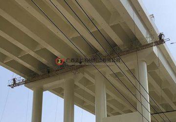 广西宜柳高速公路桥梁防腐涂装