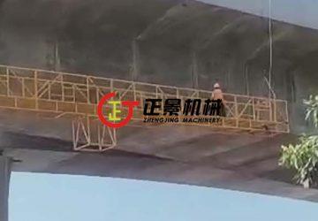 漳州漳龙高速桥梁雨水管安装