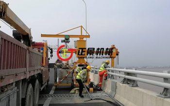 桥梁侧面施工设备——单边桥梁检测车(一代)缘何堪称经典?