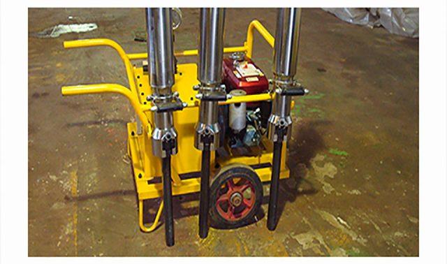 柴油型分裂机