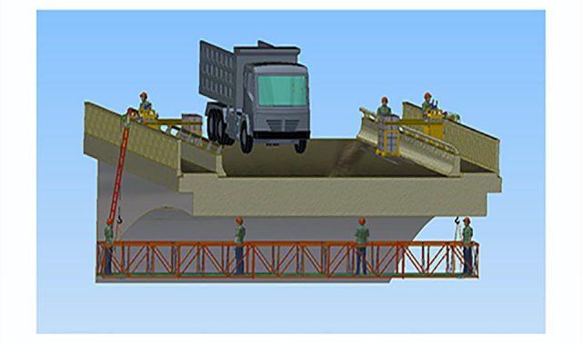 云南桥梁检测车