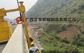 高速桥梁雨水管安装设备——单边桥梁检测车的设计理念浅谈