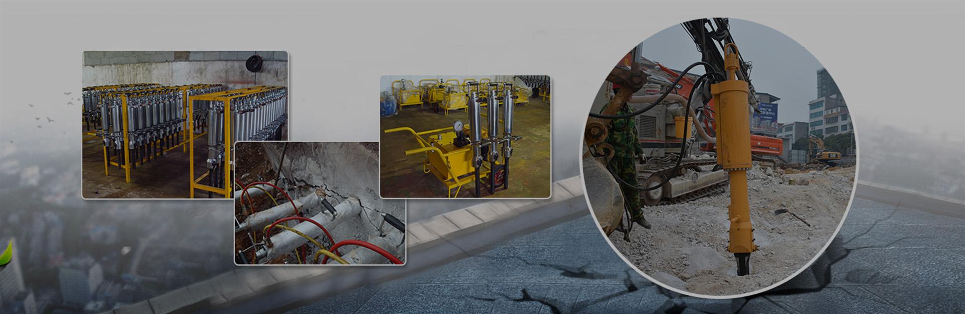 掌握核心技术,打造劈裂机过硬品质